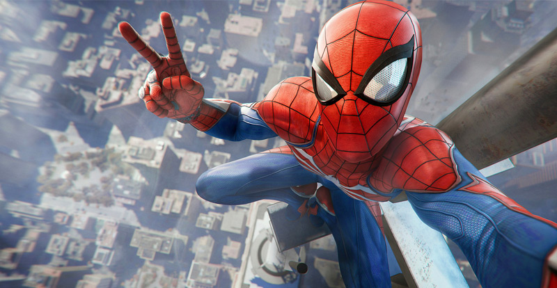 Tour New York City with Spider-Man