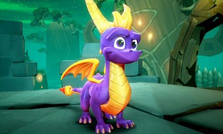 Spyro the Dragon is all fired up for his big return