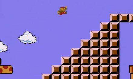 Watch somebody smash Super Mario Bros.