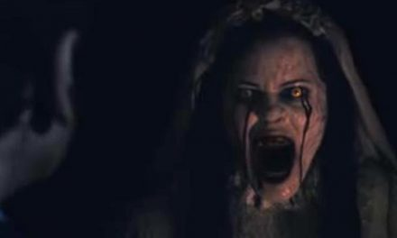 Get the touch of the creepy kind in The Curse of La Llorona teaser