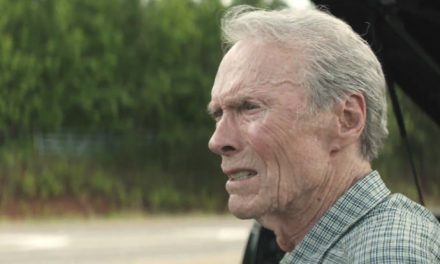 Clint Eastwood's no ass in The Mule trailer