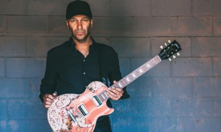 Q&A with Tom Morello (on 'The Atlas Underground')