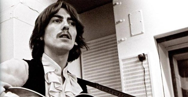The Beatles' 'While My Guitar Gently Weeps' demos emerge