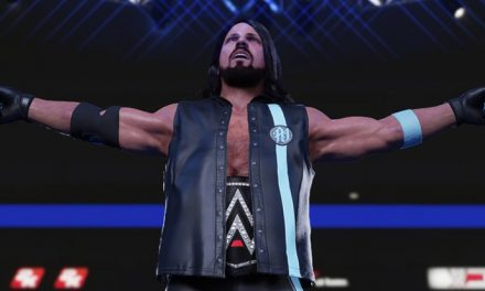 WWE 2K19 slams down