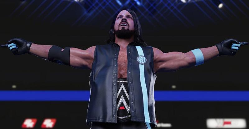WWE 2K19 slams down
