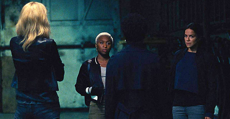 The Windy City and Steve McQueen and Gillian Flynn's Widows
