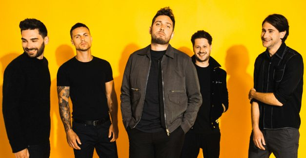 A chat with You Me At Six