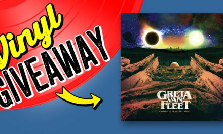 New release vinyl giveaway: Greta Van Fleet, 'Anthem of the Peaceful Army'