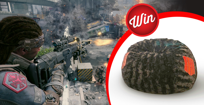 Win a Call of Duty: Black Ops 4 'love sac'