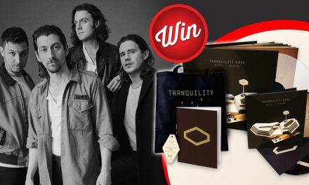 Win a huge Arctic Monkeys prize-pack
