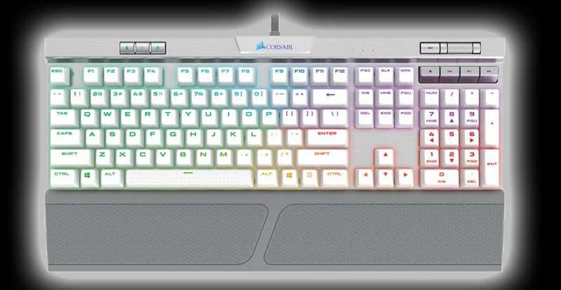 Corsair K70 RGB MK.2 SE – review