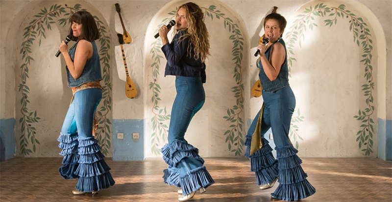 Mamma Mia! Here We Go Again on DVD, Blu-ray and 4K November 7