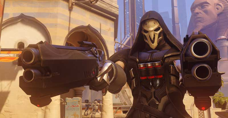 Overwatch October update detailed