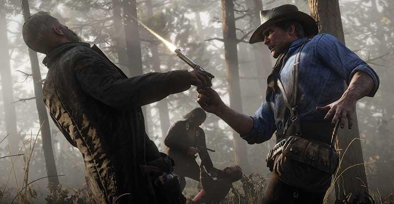 Red Dead Redemption 2 – The Wild Bunch