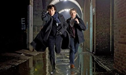 Sherlock: Complete Series One – 4K Ultra HD review