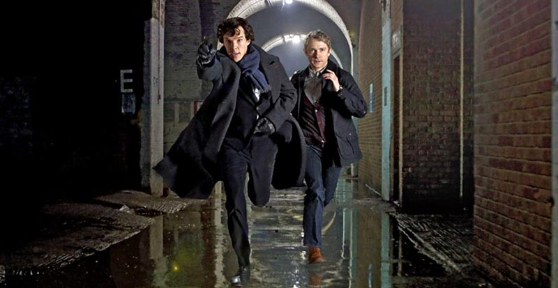 4K December 2018 - Sherlock: Complete Series One