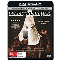 4K December 2018 - BlackkKlansman