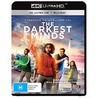 4K December 2018 - The Darkest Minds