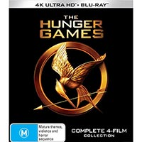 4K December 2018 - The Hunger Games
