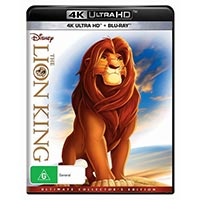 4K December 2018 - The Lion King
