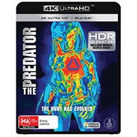 4K December 2018 - The Predator
