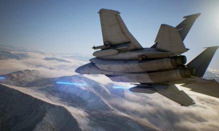 Ace Combat 7 trailer ducks and weaves in