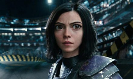 Clap eyes on the latest Alita: Battle Angel trailer