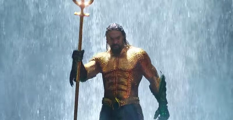 Aquaman final trailer splashes down