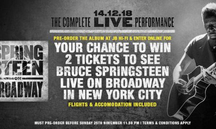 Win flights, accom and tickets to see 'Springsteen on Broadway'