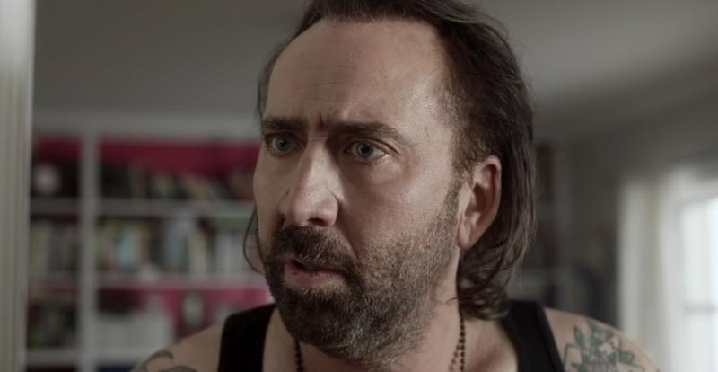Nic Cage Between Worlds