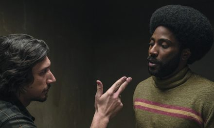 BlacKkKlansman on DVD, Blu-ray & 4K December 5