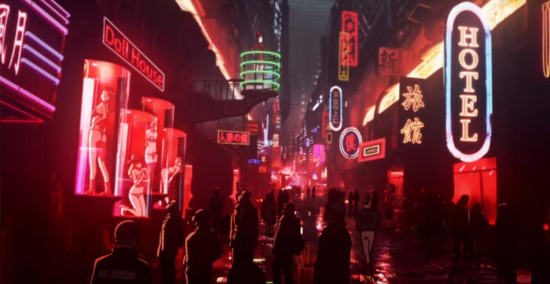 Blade Runner to get sharp anime series