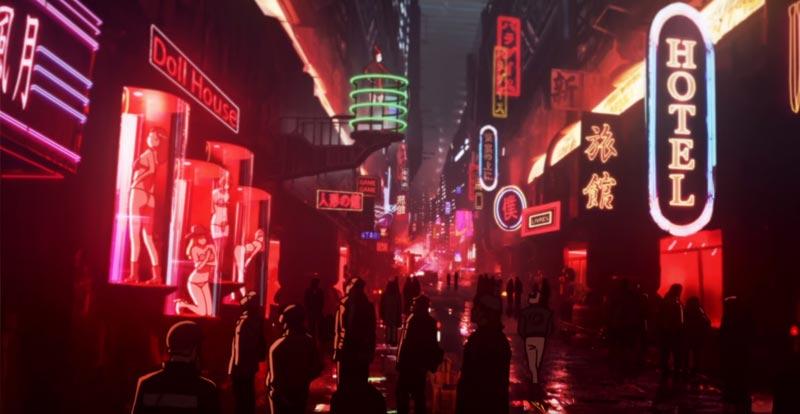 Blade Runner to get sharp anime series