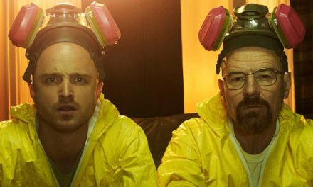 Breaking Bad taken off ice for new movie