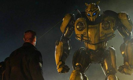 Bumblebee bringing old school Transformers design