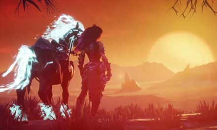 New Darksiders III trailer the calm before the storm
