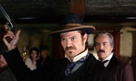 Bang! Deadwood movie is now shooting
