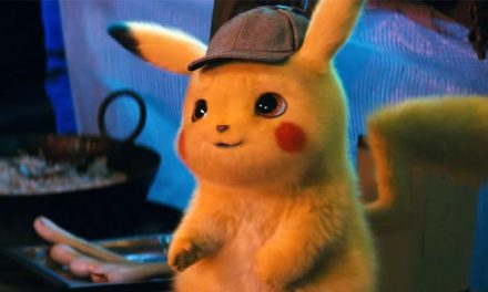 Furry's a jolly good fellow! Pokémon Detective Pikachu trailer hits
