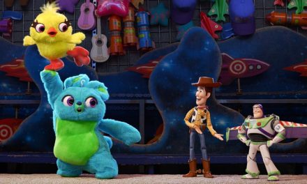 Win with Toy Story 4's Ducky and Bunny!