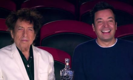 Fallon takes Bob Dylan to the circus – or does he?