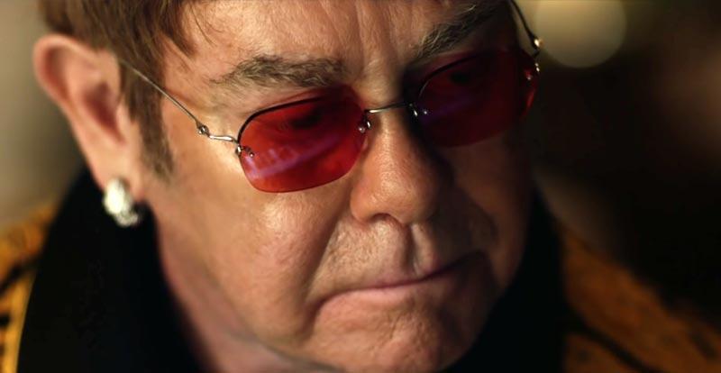 Elton John brings the feels in new Chrissie ad