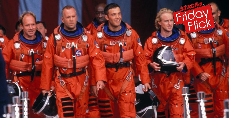 STACK's Friday Flick – Armageddon