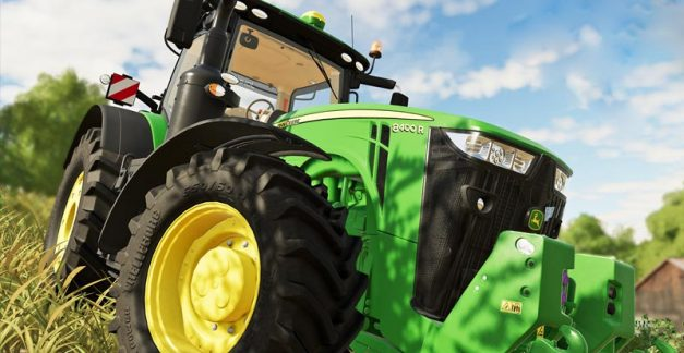 Farming Simulator 19 helps Aussie farmers