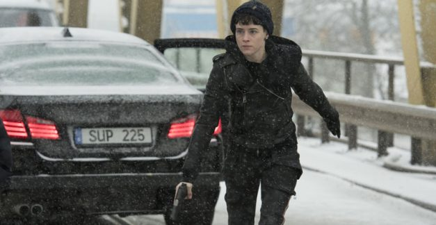 The Girl in the Spider's Web – review