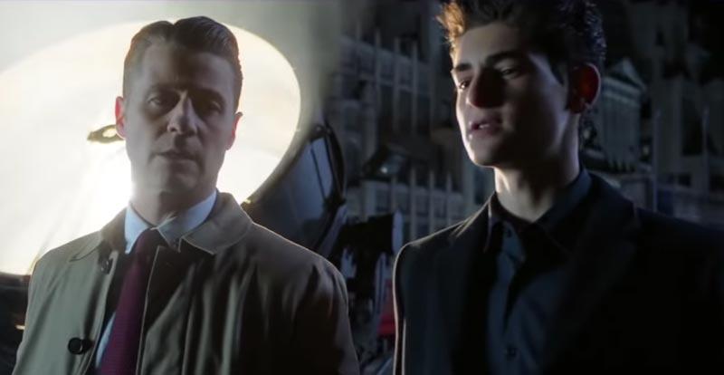 Sneak a look at Gotham's final season