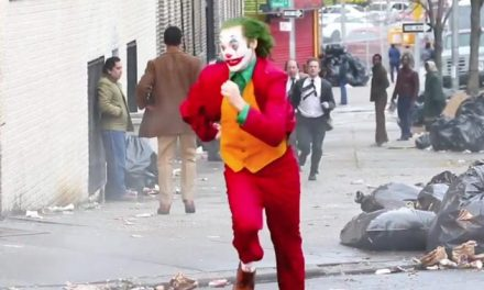 Trying to catch up with Joker
