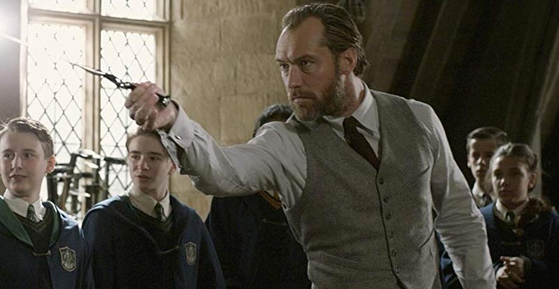 Fantastic Beasts: Spotlight on Dumbledore