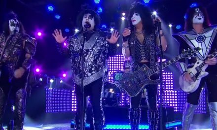 Kiss' age appropriate 'Rock and Roll All Nite' update