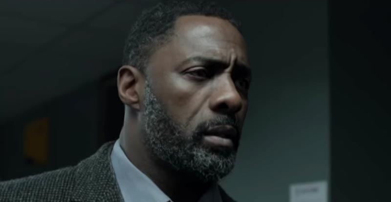 Luther returns for a fifth series