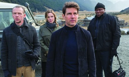 Mission: Impossible – Fallout on DVD, Blu-ray and 4K November 21